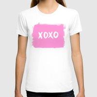 xoxo T-shirts featuring xoxo by Social Proper