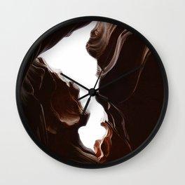 ANTELOPE CANYON XXXIII Wall Clock