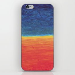 Field and Sky iPhone Skin