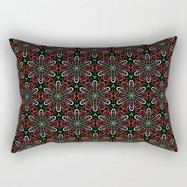 Mandala Repeating Pattern Rectangular Pillow