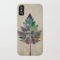 marianna iPhone & iPod Cases featuring Like a Tree 2. version by Klara Acel