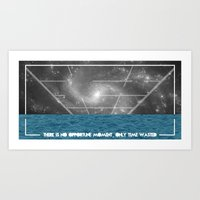 The Opportunity  Art Print