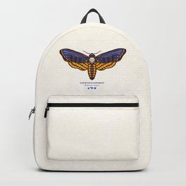 Death's Head Hawkmoth Backpack