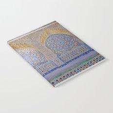 Moroccan Mosaics Notebook