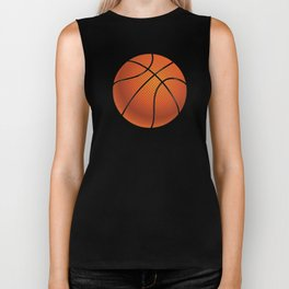 Basketball Ball Biker Tank