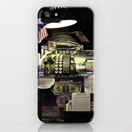 St. Patricks Money iPhone Case