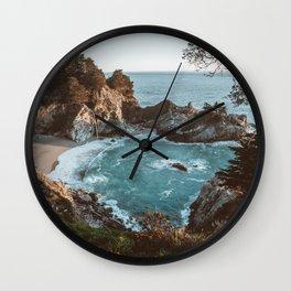 Mcway Falls Wall Clock