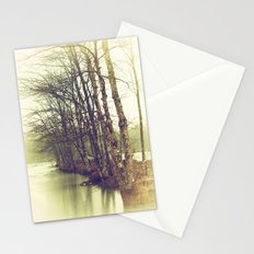 Natures Winter Slumber Stationery Cards
