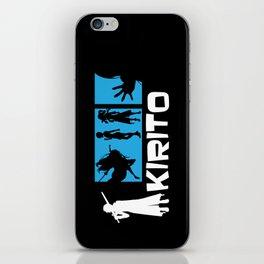 Kirito iPhone Skin
