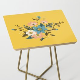 Flowers Side Table