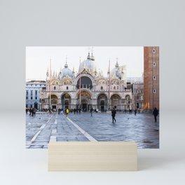 Venezia, San Marco Mini Art Print