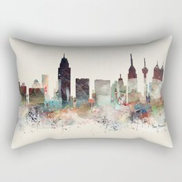 san antonio skyline Rectangular Pillow