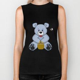 Hunny Bear Biker Tank