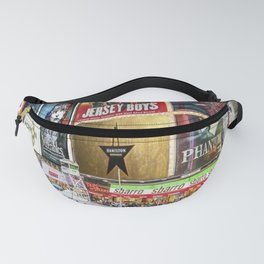 Times Square II Fanny Pack