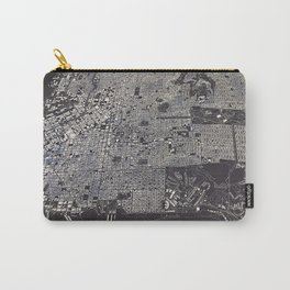 San Francisco City Map Carry-All Pouch