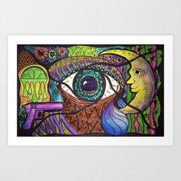 Santeria Art Print