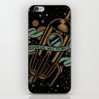 vonnegut iPhone & iPod Skins featuring sirens of titan - vonnegut by miles to go