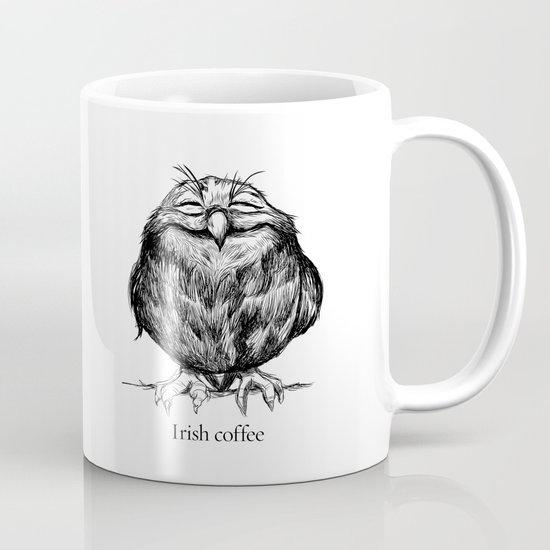 Owl Ball Mug