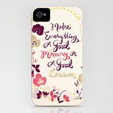 Make Everything iPhone (4, 4s) Slim Case