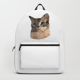 Cat Shapes Backpack