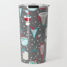 Holiday Cocktails Travel Mug