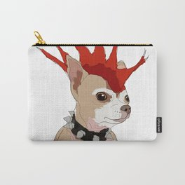 Bad Ass Chihuahua Carry-All Pouch