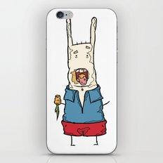 carrot (no bubble) iPhone & iPod Skin
