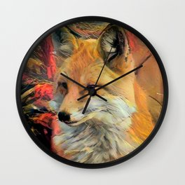 Thinking of You Wall Clock