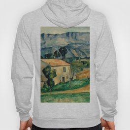 "Paul Cezanne ""House in Provence"" Hoody"