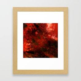 The Chariot Framed Art Print