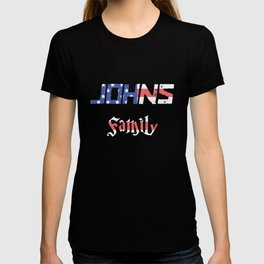Johns Family T-shirt