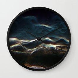 Vertex Noisy Displacement Wall Clock