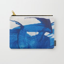 The blue goddess Carry-All Pouch
