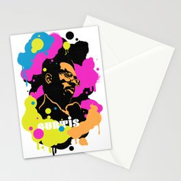 Soul Activism :: Curtis Mayfield Stationery Cards