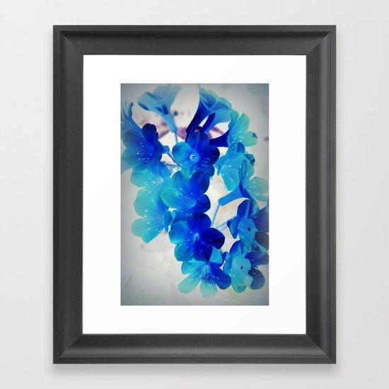 simple magic Framed Art Print