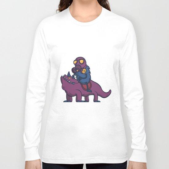 MNSTR 01 Long Sleeve T-shirt