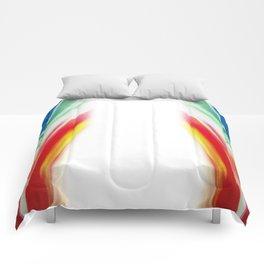 Rainbow Glow Comforters