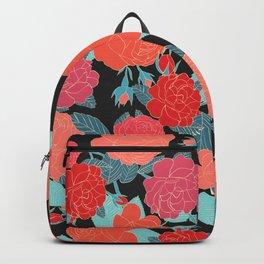 Rose Garden - Dark Backpack