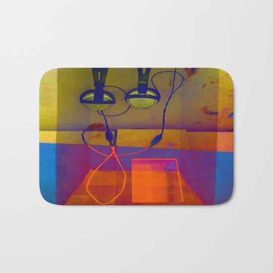 HEADPHONES Bath Mat