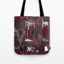 Land of Red Tote Bag