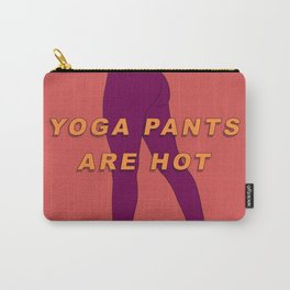 Yoga Pants Carry-All Pouch