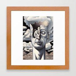 Free at Last? Framed Art Print
