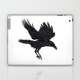 London, as the Raven Flies Laptop & iPad Skin