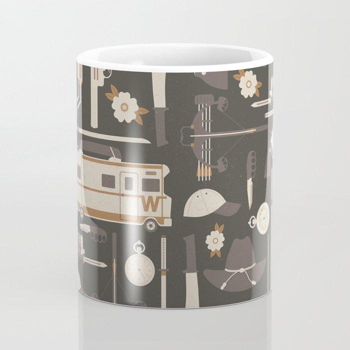 Ounce Walking Dead Coffee Mug