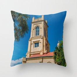 Charleston Steeple III Throw Pillow