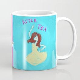 Before Tea/After Tea Coffee Mug