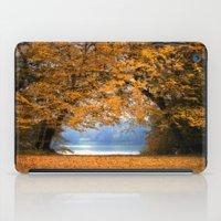 denmark iPad Cases featuring Autumn in Denmark by by Henrik Wulff Petersen (zoomphoto)