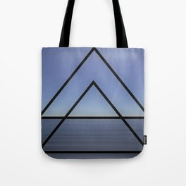 SILVER 9 Tote Bag