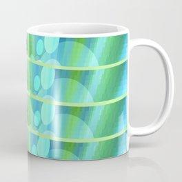 Ocean mist and bubbles Coffee Mug