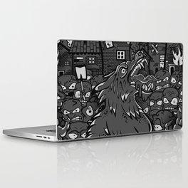 WOLVES OF PERIGORD Laptop & iPad Skin